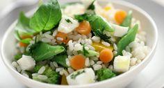 Riso freddo saporito Mozzarella, Cobb Salad, Giveaway, Cooking Recipes, Spaces, Reading, Books, Ideas, Libros