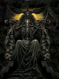 Reapers Throne