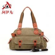 2012 ay where Korean version of the new spring handbags commuter canvas bag shoulder diagonal female bag Trendy