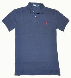 Polo Ralph Lauren Men Custom Fit Mesh T-shirt « Shirt Add