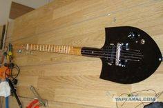 Shovel Guitar!!