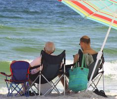 Grab the umbrella and sunscreen before you hit the beach at our resort. #GulfShoresPlantation #GSPvacation #GulfShores #FortMorgan