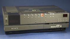What's the Rush? Sony Ceases Production of Betamax Tapes