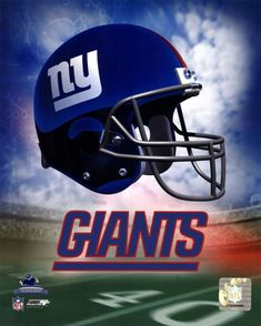 N.Y.+Giants+Helmet+Logo