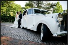 This is how I wanna roll out on my special day <3