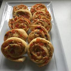 Gemüseschnecken - Glutenfrei Backen und Kochen bei Zöliakie. Glutenfreie Rezepte, laktosefreie Rezepte, glutenfreies Brot
