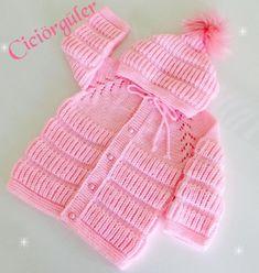 çekecek Crochet Baby Pants, Baby Vest, Baby Knitting Patterns, Beanie, Gloves, Rompers, Dresses, Fashion, Flower Decoration