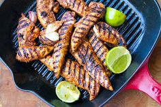 Spicy Paprika and Lime Chicken | http://eatdrinkpaleo.com.au/spicy-paprika-lime-chicken-recipe/