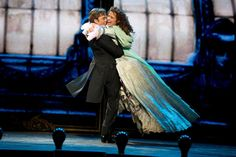 Raoul and Christine - Phantom  of the Opera 25th Anniversary