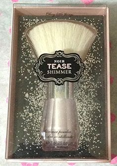 Victoria's Secret Noir Tease Sexy Little Things Fragranced Shimmer Powder .25 Oz Wand Brush  //Price: $ & FREE Shipping //     #hair #curles #style #haircare #shampoo #makeup #elixir