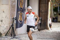 Miguel Heras, campeón de las tres etapas disputadas hasta el momento en Transmallorca Run. Logrará mañana el pleno con 4/4