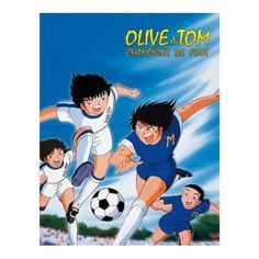 Poster Olive et Tom Champions de foot