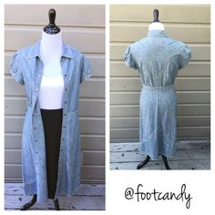 """Gap 1969 Chambray Dress Gap 1969 limited edition chambray dress Brand: GAP Size: 8 Color: Denim Material: Chambray denim Bust: 36-38"""" Waist: 31-32"""" Condition/Comments: Pre-owned item in excellent condition. No stains, rips, or tears.   CLOSET RULES: No PayPal, holds, or trades. Reasonable offers through offer button.  BUYER PROTECTION: After purchase items are subject to extra photo/video with date & buyer closet name. GAP Dresses"""