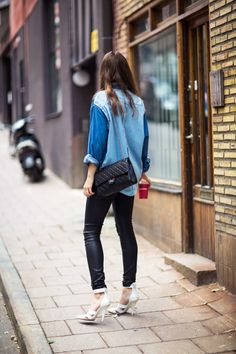 camisa jeans linda!!