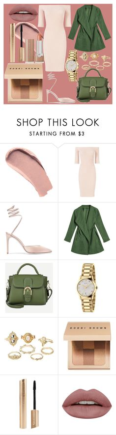 """""""widow"""" by samalbrycht on Polyvore featuring Burberry, Helmut Lang, René Caovilla, Gucci, Charlotte Russe, Bobbi Brown Cosmetics and Marc Jacobs"""