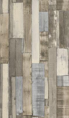 446753 Luxusní vliesová tapeta na zeď Factory 2 stará barevná prkna, velikost 10,05 m x 53 cm