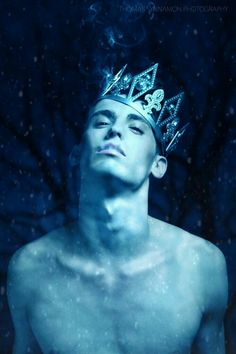 Guy wearing a crown • Photography • Male Character Inspiration• Magic