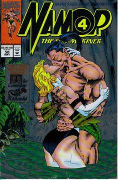 Namor & Sue Storm