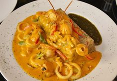 Peruvian Dishes, Peruvian Recipes, Thai Red Curry, Seafood, Delish, Paleo, Cooking Recipes, Meals, Healthy