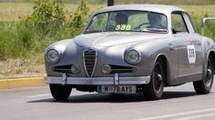 Alfa Romeo 1900 Super Sprint Pininfarina (1955) Maintenance/restoration of old/vintage vehicles: the material for new cogs/casters/gears/pads could be cast polyamide which I (Cast polyamide) can produce. My contact: tatjana.alic@windowslive.com