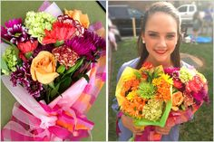 One of the best things about performing in a concert or recital are the bouquets of flowers you receive after the performance. My sister had a dance recital this past weekend and each of her loving fans came with an arm bouquet in tow. Now, it is possible to just pick up a bouquet from … … Continue reading →