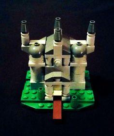 LEGO *Custom Microscale CASTLE* Medieval Mini Set- Tower Knights Kingdoms- Rare! #LEGO