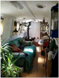 Houseboat Interiors Ideas (30)