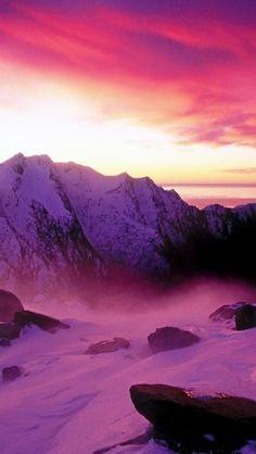 Franz Josef Glacier | Uploaded to Pinterest