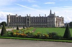 Château de Saint-Germain-en-Laye dans les Yvelines, France. Royal residence under Henri IV and Louis XIII, it was Louis XIV who beautified the Château de Saint-Germain-en- Laye with the gardens of Le Nôtre and commissions made ​​by Mansart, but he still preferred Versailles. Louis XVI gave the chateau to his brother, the future Charles X, before Napoleon III restored it from 1862 to 1867. ©  Gérard ROBERT