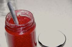 Omega raspberry jam