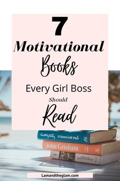 Personal Development Books, Self Development, Books You Should Read, Books To Read, Girl Boss Book, Student Planner Printable, Book Suggestions, Motivational Quotes For Life, Inspirational Books