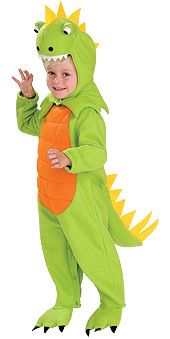 Dress your little one up as cute dino, and get 25% off a second costume! http://gdsr.ch/1sZz6q1