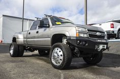 Used 2007 Chevrolet Silverado 3500 LT Dually Diesel Truck For Sale Fully Customized Duramax Diesel 2007 Chevrolet Silverado 3500 LT Dually with tons of extra modifications all for Sale At Northwest Motorsport Diesel Trucks For Sale, Dodge Diesel Trucks, Custom Chevy Trucks, Dually Trucks, Lifted Chevy Trucks, Diesel Cars, Gm Trucks, Pickup Trucks, Silverado 3500