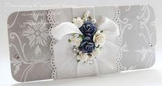 Мастерская Аверьяновой Светланы: Свадебные конверты для денег и конверты для дисков