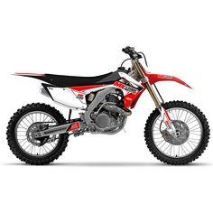 MXstore Honda CRF250R 14-17 CRF450R 13-16 Graphics Kit