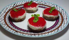 Cheesecake ai lamponi F3