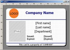 Corporate Id Card Design  Cards