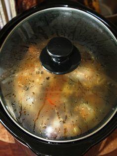 Kjernesunn Nordkvinne: I'm in love! (With a crock pot)
