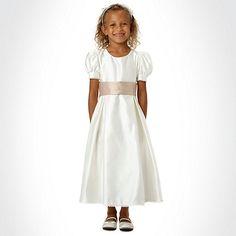 Tigerlily Girl's ivory flower girl dress- at Debenhams.com