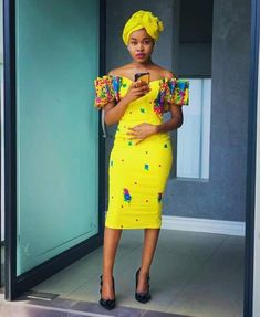 Ankara Short Gown Styles, Short Gowns, African Style, African Fashion, Tsonga Traditional Dresses, African Wedding Dress, Wedding Dresses, Ankara Designs, Traditional Wedding