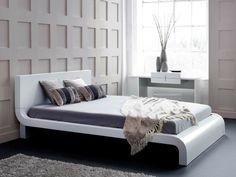 modern white bedroom decorating ideas - Schlafzimmer Set Modern