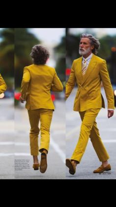 Aiden Shaw for GQ (UK) Style via, worry for getting old?? SILLY YOU!!!