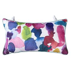 Buy bluebellgray Abstract Bath Pillow Online at johnlewis.com