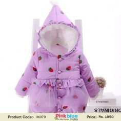 2a744654dfd2 Baby Girls Winter Jackets