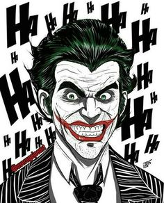 Hahaha.....ha... Everybody laugh at JOKER.... Hehe....!!!