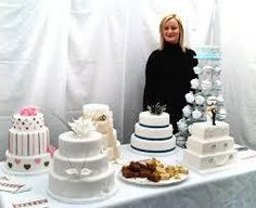 Blue Ribbons cake shop offers a range of celebration cakes including #wedding #cakes, #birthday #cakes, #christening #cakes, corporate cakes and more in Weybridge.  Call us on: 0208 941 1591 or Email us at: info@blueribbons.co.uk.