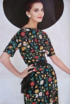 1961. 1960s fashion