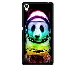Space Panda TATUM-9844 Sony Phonecase Cover For Xperia Z1, Xperia Z2, Xperia Z3, Xperia Z4, Xperia Z5