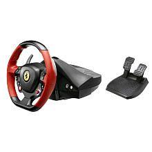 Thrustmaster Ferrari 458 Spider Racing Wheel for Xbox One  Black