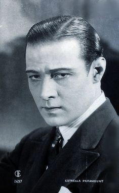 Rudolph Valentino Rudolph Valentino, Horsemen Of The Apocalypse, Mary Pickford, Silent Film, Well Dressed Men, Vintage Ephemera, Classic Films, Old Hollywood, Actors